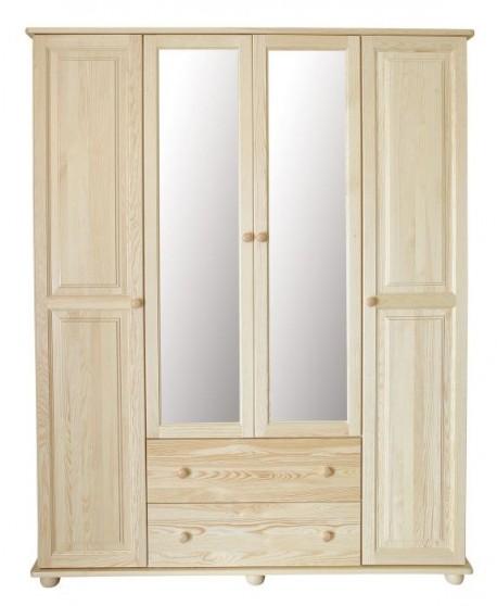 skříň 162 se zrcadlem - DM-KL-001