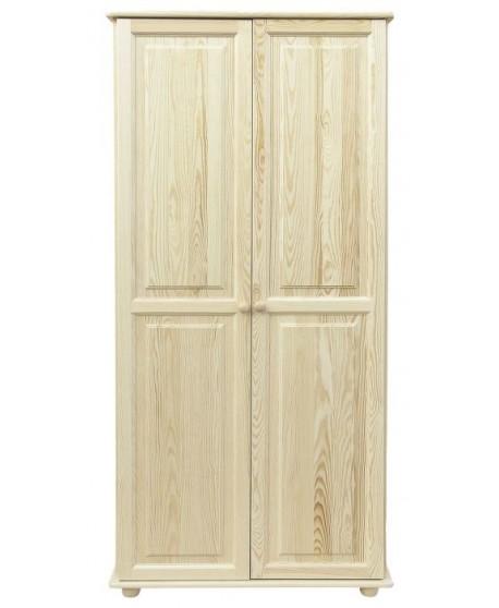 skříň 90 pološatní dveře - DM-KL-012-B