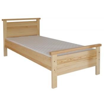 Jednolůžko - dřevěná postel Bára DM-KL-070