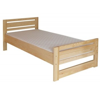 Jednolůžko - borovicová postel Sandra DM-KL-072