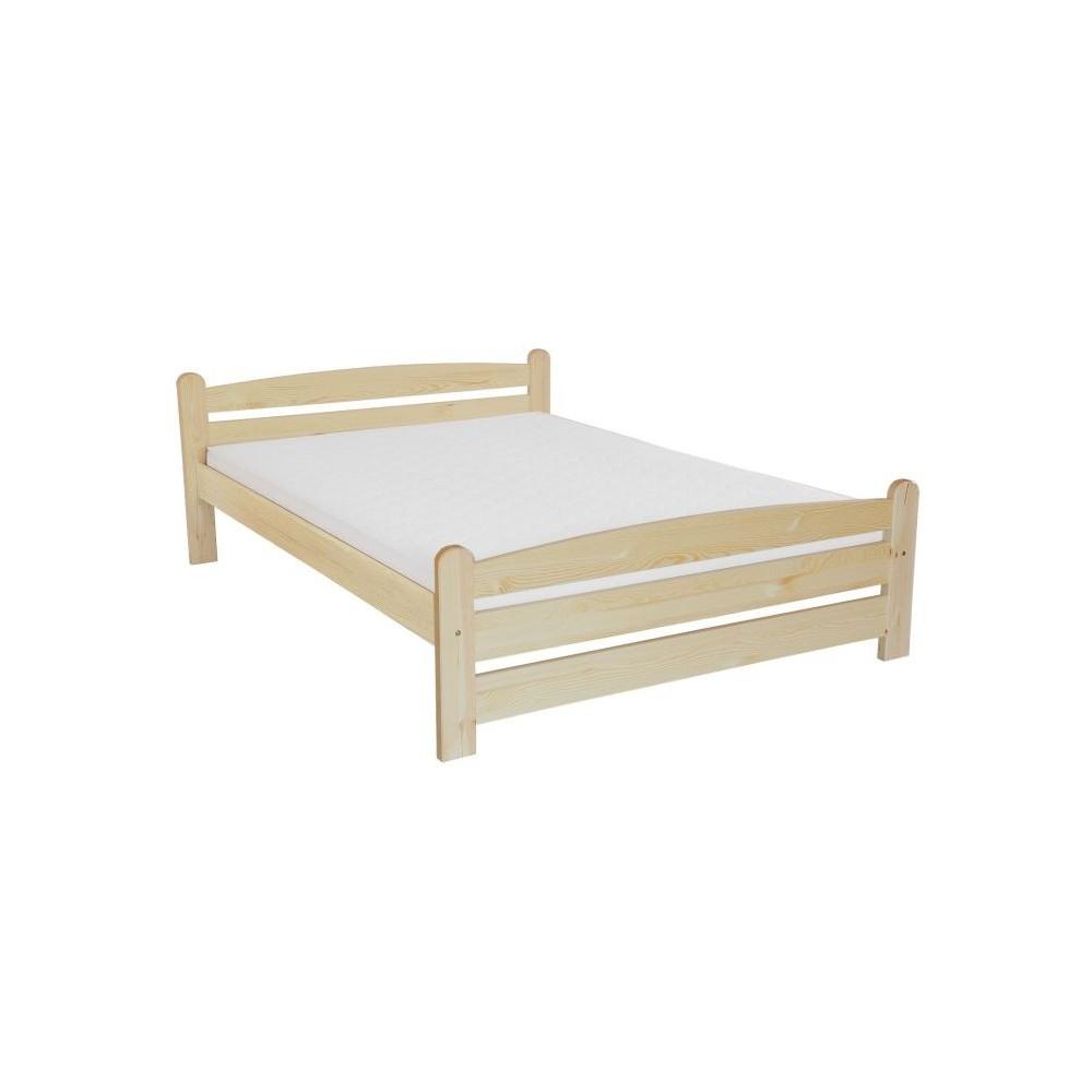 Manželská postel - dvoulůžko Karel DM-KL-083