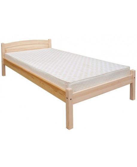 Borovicová postel - jednolůžko Filip DM-KL-086