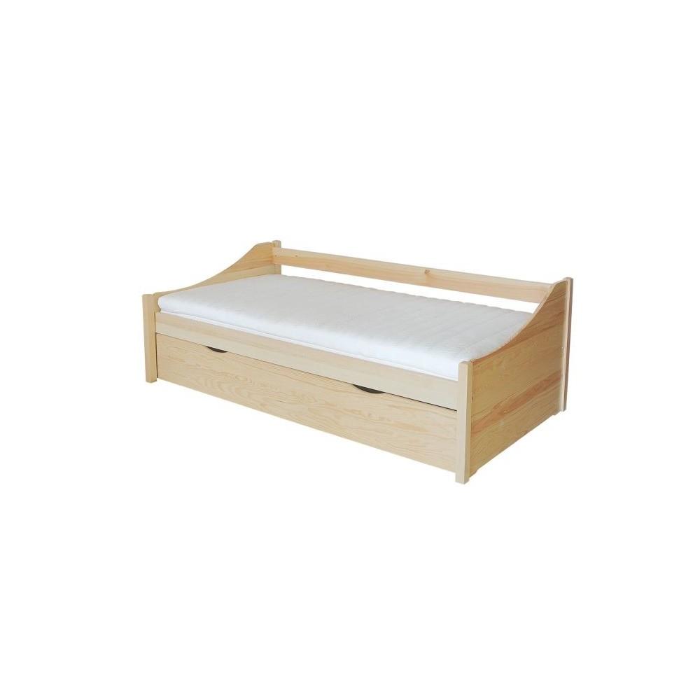 postel borovice zvýšená II - DM-KL-093