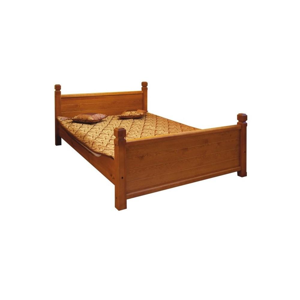 Manželská postel Retro DM-KL-098