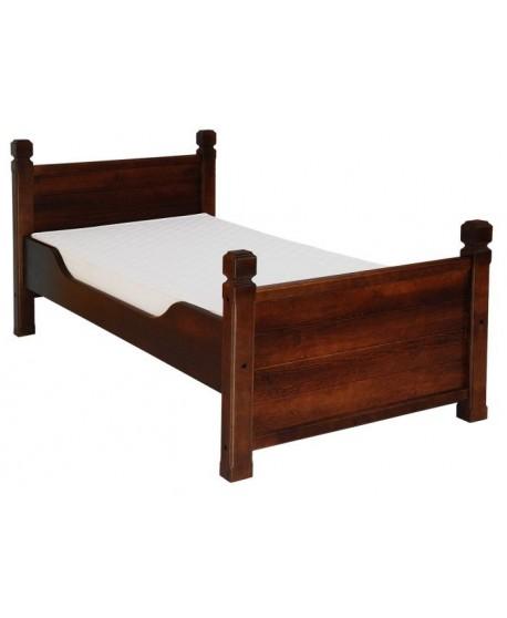 postel borovice retro 80 - DM-KL-101