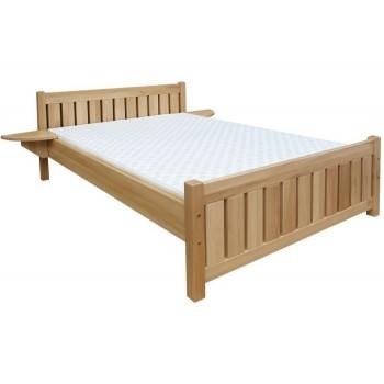 Buková manželská postel Petr DM-KL-106