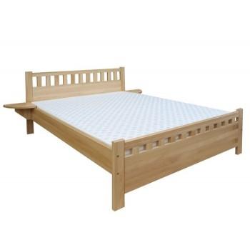 Buková manželská postel Tomáš DM-KL-108