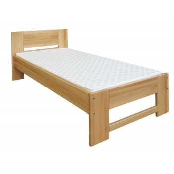 Buková postel - jednolůžko David DM-KL-111