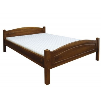 Buková manželské postel Marek DM-KL-112