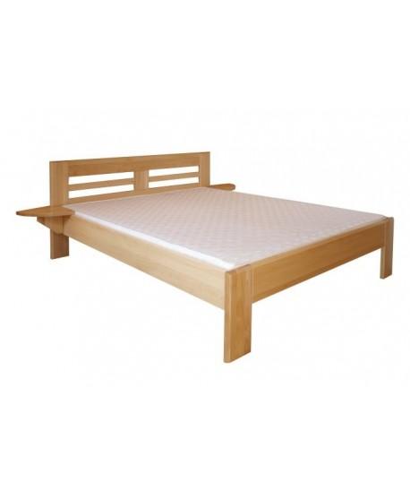 Buková postel Kolos DM-KL-114