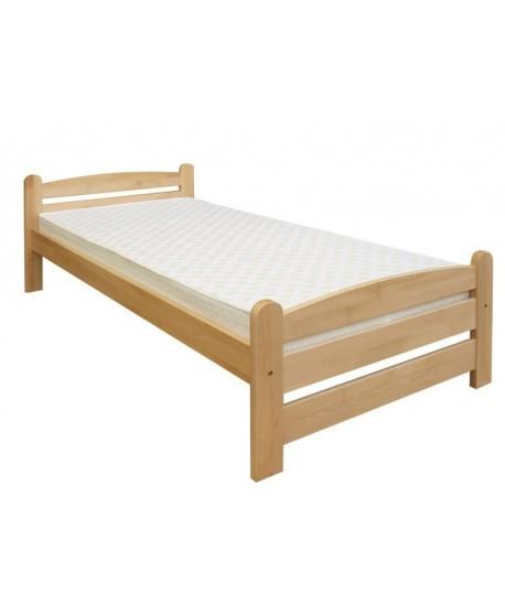 Buková postel Karel DM-KL-118