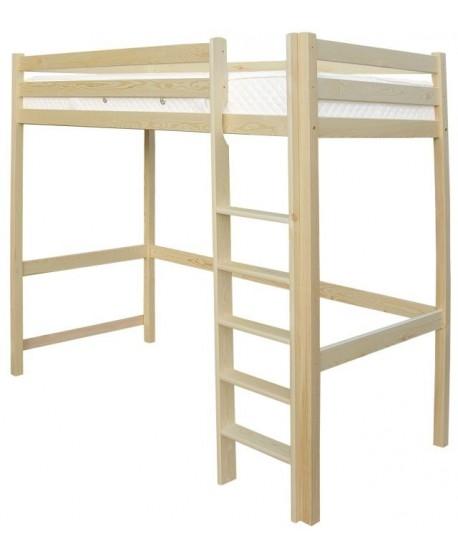 Patrová postel - Horní spaní - DM-KL-120