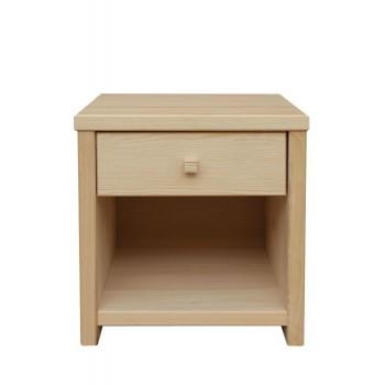 noční stolek zásuvka - DM-KL-127