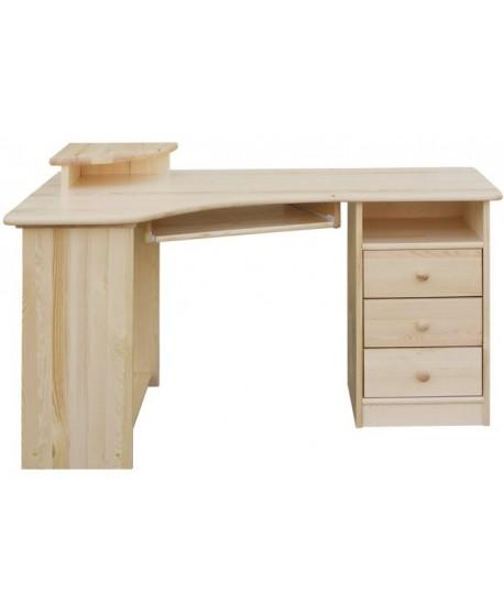 psací stůl rohový pravý - DM-KL-186