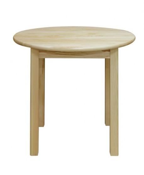 Kuchyňský jídelní stůl kulatý DM-KL-234