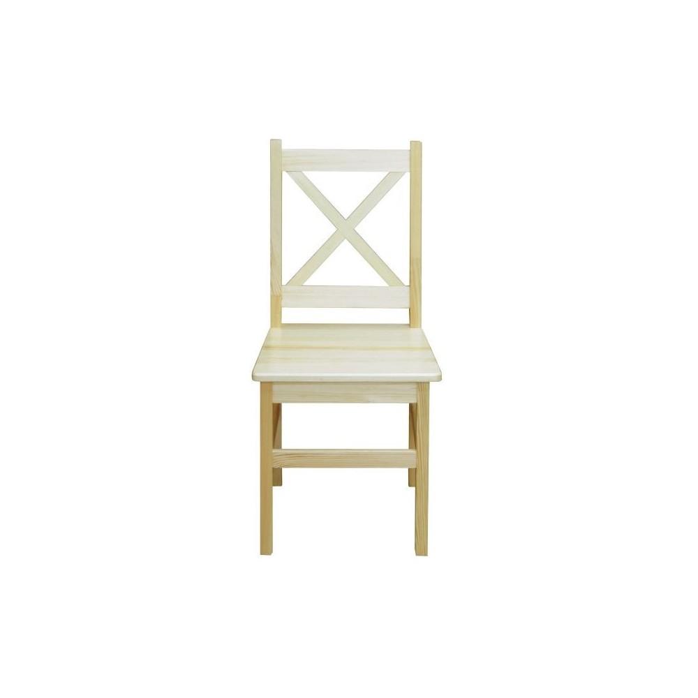 Židle borovice X - DM-KL-246
