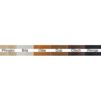 Věšák LUX široký bez poličky 100/4 - DM-KL-363