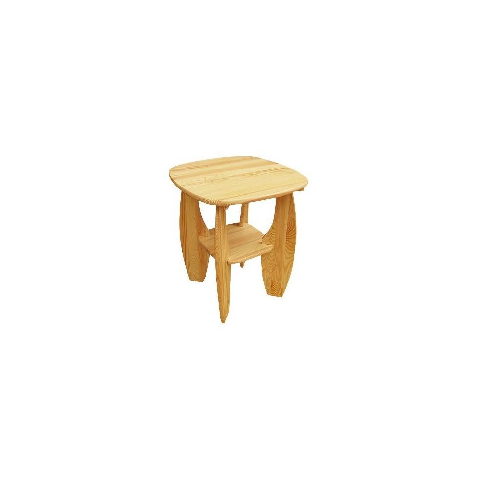 Stolek dřevěný II - DM-KL-490