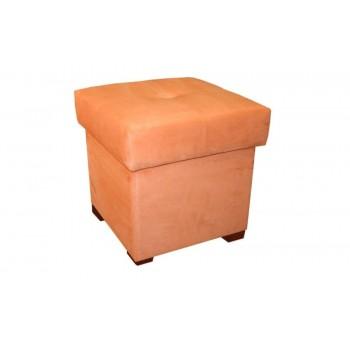 A40 - Taburet čtverec, úložný prostor
