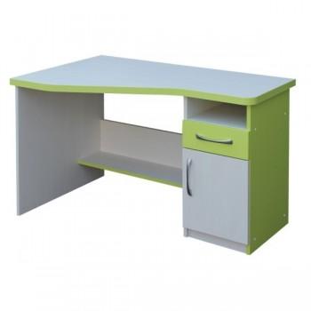 C012 - Počítačový  stůl rohový