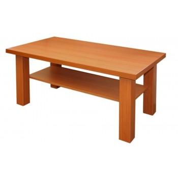 K11 - Konferenční stůl obdélník, hranaté nohy