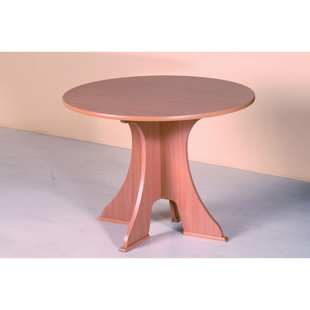 Stůl Boston - kulatý