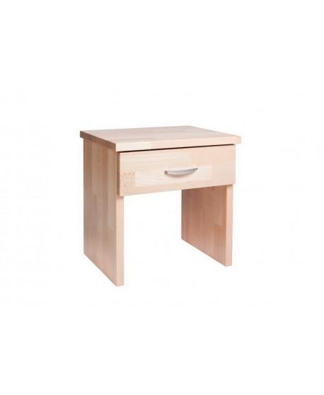Noční stolek Alex HP 099B, 42×45×35