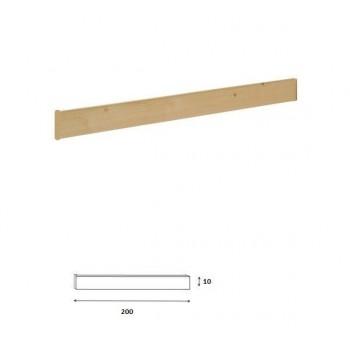 zábrana 200 BUK CINK HP 106 , 200×10×2,5