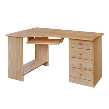 Rohový PC stůl 8846