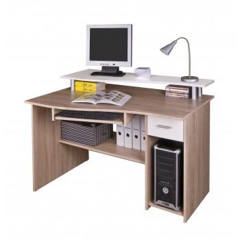 PC stůl Leon - Dub SONOMA