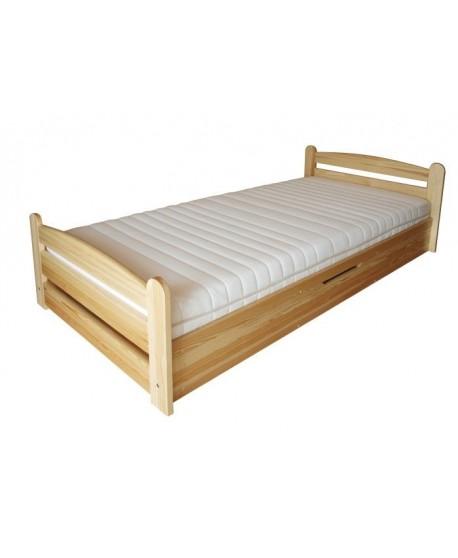 postel borovice zvýšená 90 - DM-KL-092