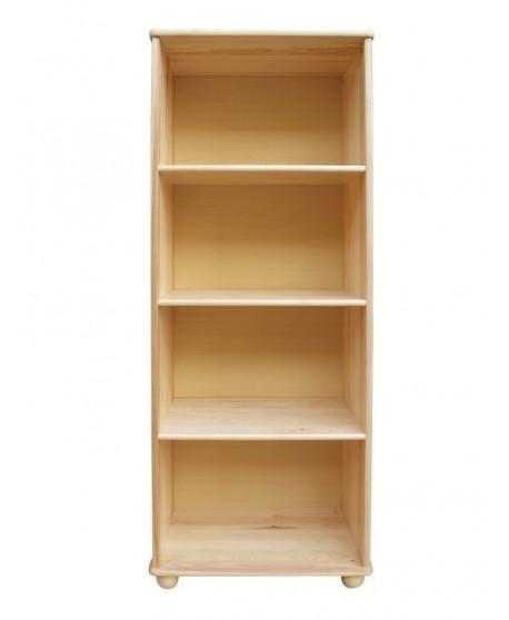 Knihovna se 3 policemi DM-KL-051