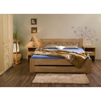 Manželská postel Filip senior HP 094BS-160, doprava ZDARMA