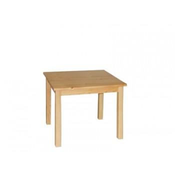 Dětský stůl 8856, lakovaná borovice