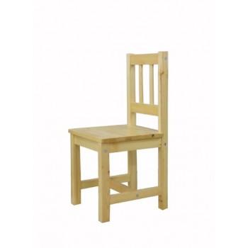 Dětská židle 8866, lakovaná borovice