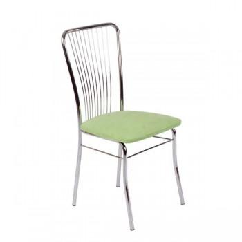 Z60 - Jídelní Židle chromovaná LAURA (+Akce)