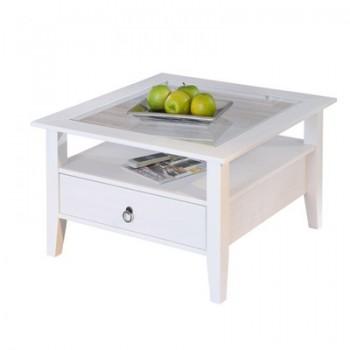 PROVENCE - konferenční stolek, borovice bílá