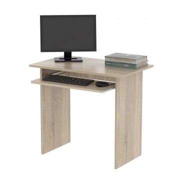 MINI počítačový stůl TWIST - DUB SONOMA