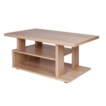 K120 - Moderní Konferenční stolek Artur - DUB SONOMA