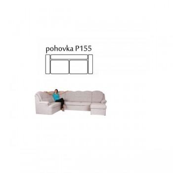 P155 - Pohovka s úložným prostorem BONDY