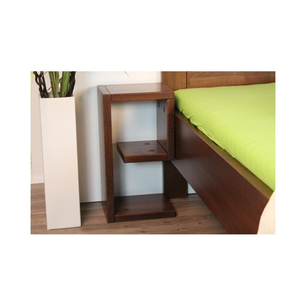 Noční stolek NAOMI, Moření ZDARMA HP 150B, (+Sleva 5%), Doprava ZDARMA