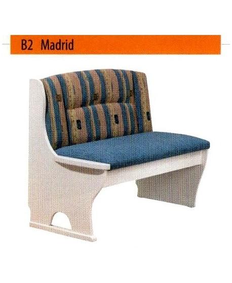 Rovná Kuchyňská lavice Madrid