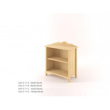 Stylová knihovna malá CASTELLO