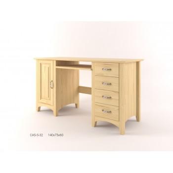 Stylový psací stůl velký CASTELLO
