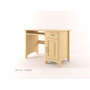 Stylový psací stůl CASTELLO