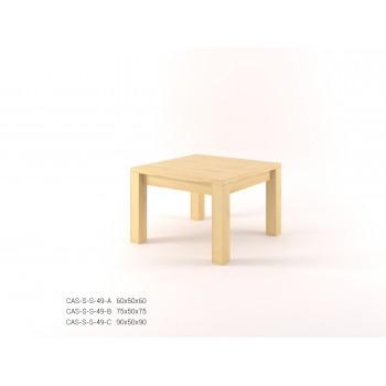 Konferenční stolek čtverec CASTELLO