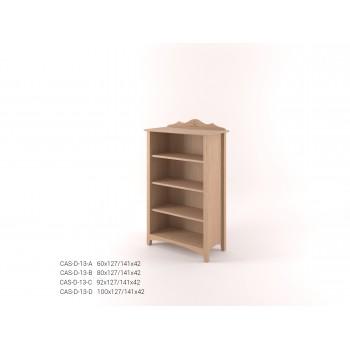 Stylová knihovna střední CASTELLO