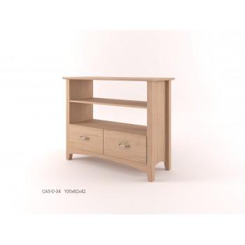 Stylový TV stolek na LCD CASTELLO
