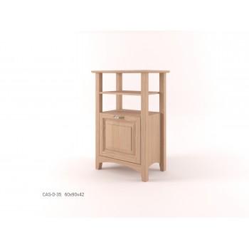 Stylový TV stolek na LCD malý CASTELLO
