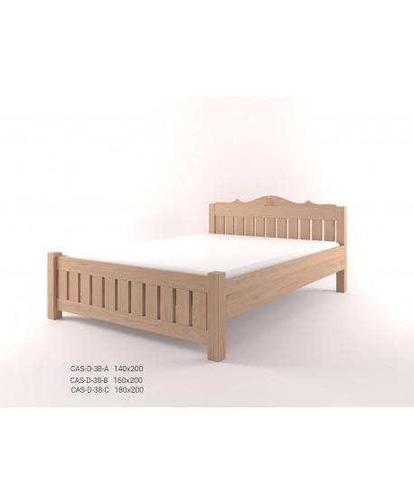 Stylová manželská postel CASTELLO